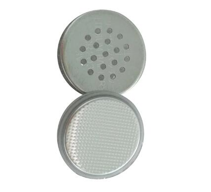 304 Stainless Steel Li-Air Coin Cell Cases