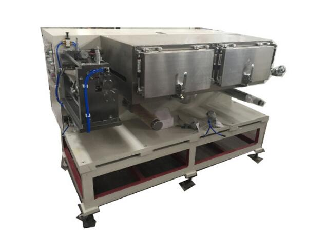 Lithium ion Battery Continuous Coating Machine with Drying Oven