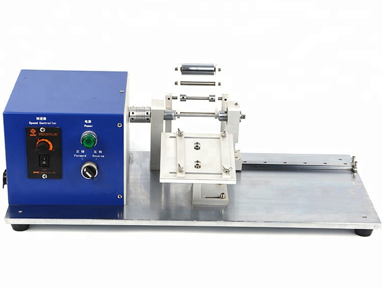 Manual Battery Winding Machine for Cylinder Cell