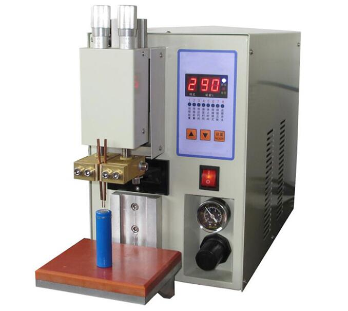 Microcomputer Precision Double Pulse Spot Welding Machine