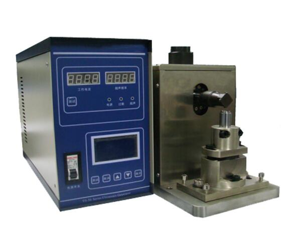 Ultrasonic Metal Welder for Cylinder Cell Aluminum Tab and Cap Welding