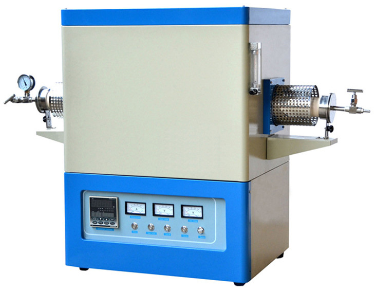 1800C Lab Compact Tube Furnace for Raw Material