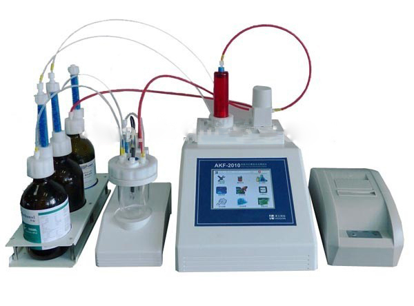 Intelligent Karl Fischer Moisture Analyzer for Lithium Battery Electrolyte Moisture Analyzing