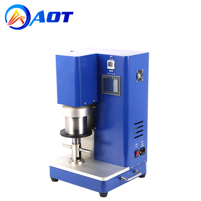 Compact Planetary Vacuum Mixer Machine for Battery Slurry Stirring