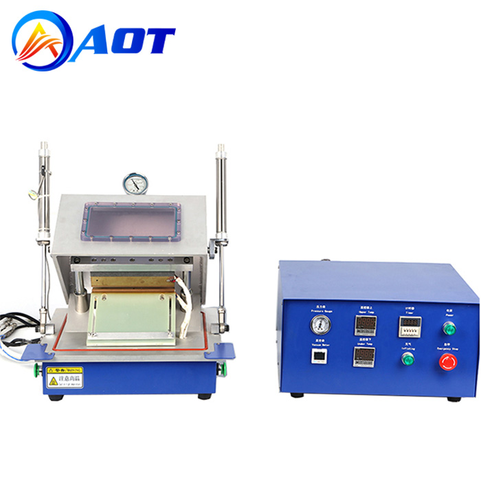 Li-ion Battery Vacuum Sealing Machine for Polymer Battery Vacuum Pre-sealing Sealer