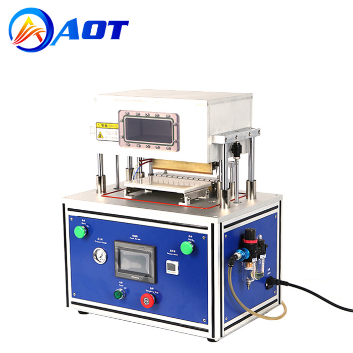 Lithium Battery Vacuum Heat Sealing Machine for Pouch Cell Second Final Sealing