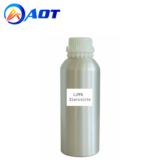 Lithium-ion Battery Electrolyte 1Mol LiPF6 with EC DEC DMC