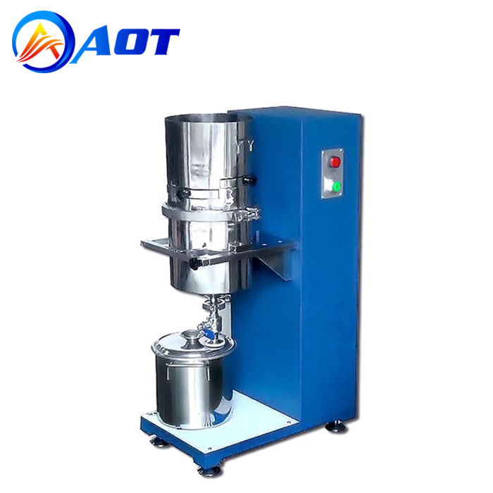5L Small Magnetic De-ironing Filtration System for Battery Electrode Slurry Filting
