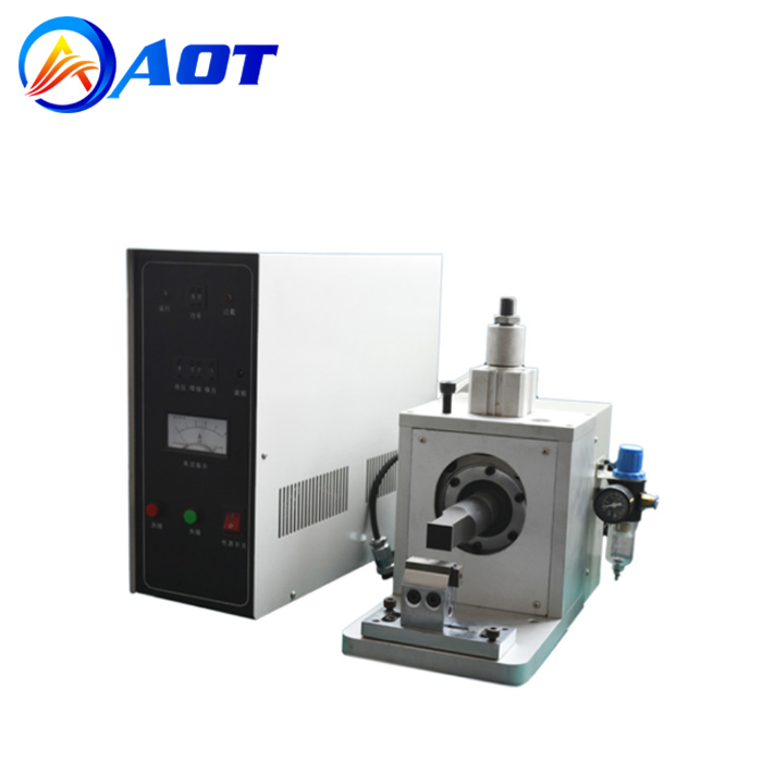 Ultrasonic Metal Spot Welder for Battery Cathode Electrode Sheets and Aluminum Tab