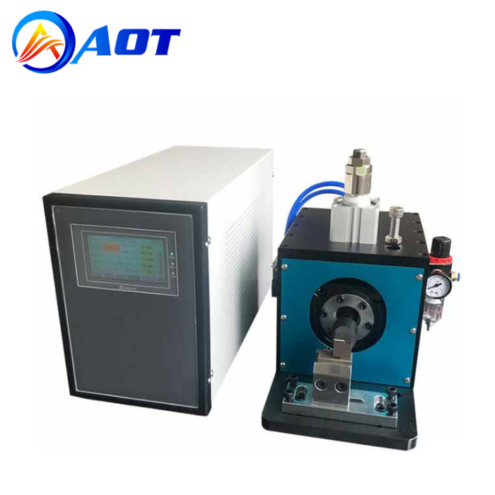 Ultrasonic Spot Welding Machine for Anode Copper Foil and Nickel Tab Welding