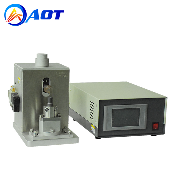 Ultrasonic Spot Metal Welding Machine for Aluminum Tab and Cap Welding