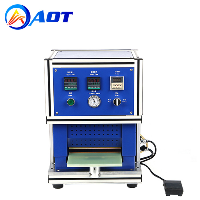 Compact Battery Heat Sealing Machine for Sealing Pouch Cell Case