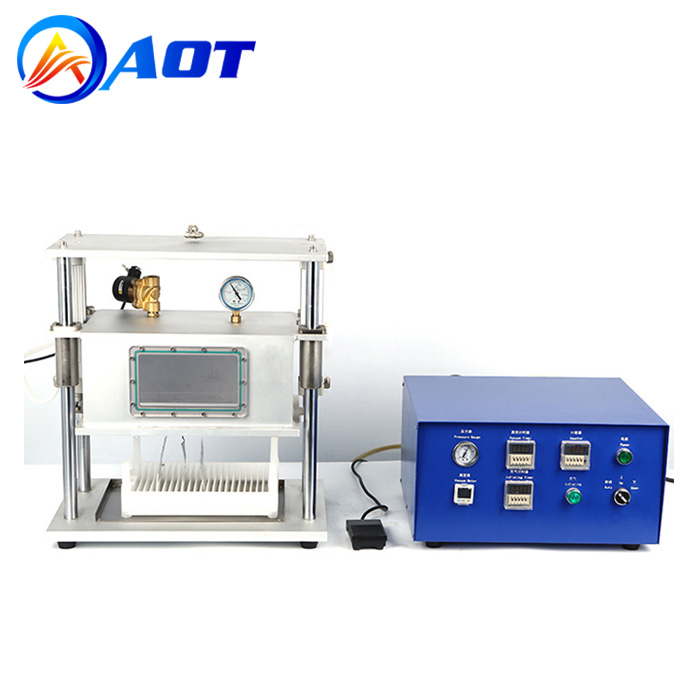 Laboratory Vacuum Standing Box for Battery Electrolyte Diffusion