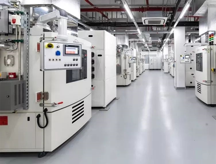 Volvo R&D Center Battery Lab officially unveiled in China