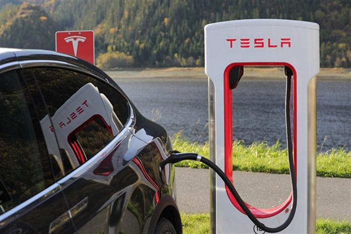 Tesla Electric Automobile